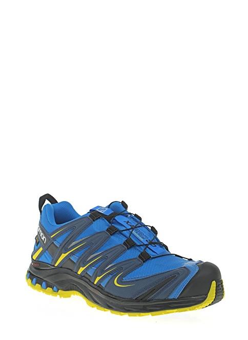 Salomon Yürüyüş Ayakkabısı || Gore-Tex Mavi